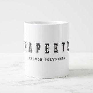 Polynésie française de Papeete Mug