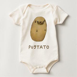 Pomme de terre de carlin de Pugtato Body