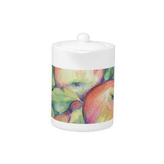 Pommes de colline de dépôt