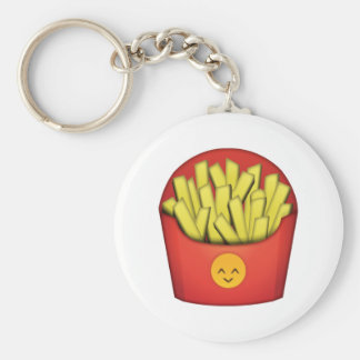 Pommes frites - Emoji Porte-clés