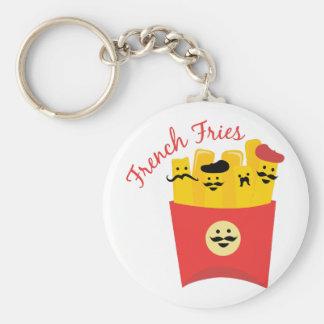 Pommes frites porte-clés