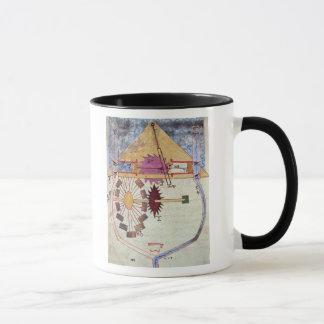 Pompe à eau, de 'livre de la connaissance mug