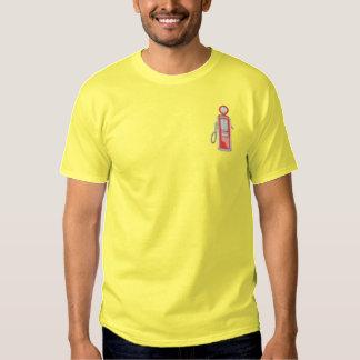 Pompe à gaz de style ancien #1  t-shirt brodé