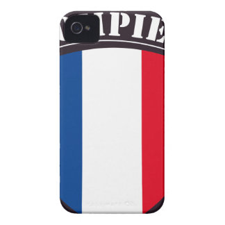 pompier france coques Case-Mate iPhone 4