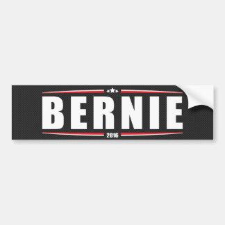 Ponceuses 2016 de Bernie (étoiles et rayures - Autocollant De Voiture