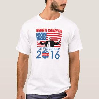 Ponceuses de Bernie pour le président 2016 T-shirt