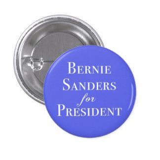 Ponceuses de Bernie pour le président Badge