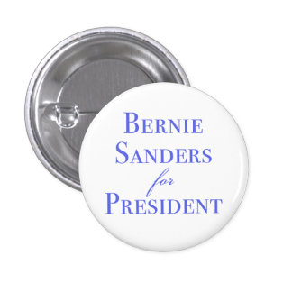 Ponceuses de Bernie pour le président Badges