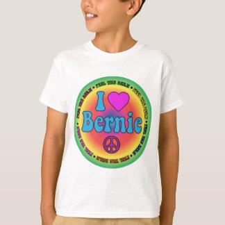 Ponceuses de Bernie pour le président T-shirt