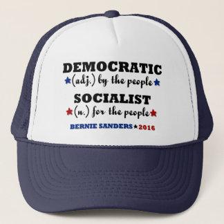Ponceuses socialistes Democratic de Bernie Casquette