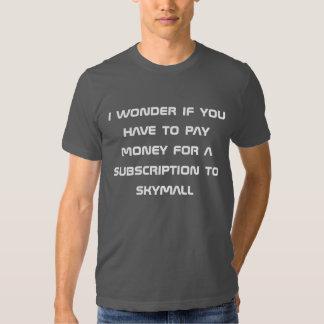 ponderings t-shirts