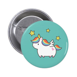 Poney de licorne badges