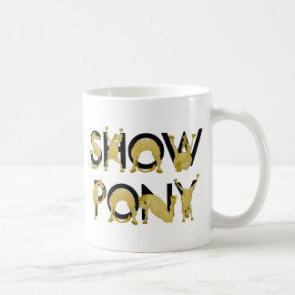 PONEY d'EXPOSITION très flexible Mug