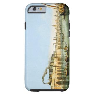 Pont au-dessus de la lagune, des 'vues de m coque tough iPhone 6