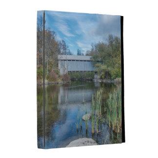 Pont couvert 2 de Milby Coques iPad Folio