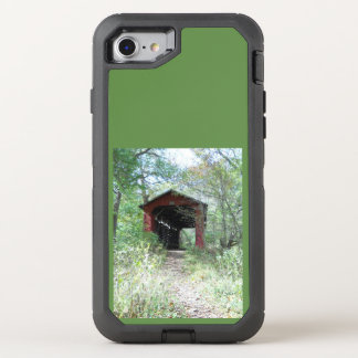 pont couvert coque OtterBox defender iPhone 8/7