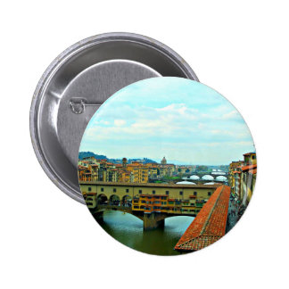 Pont d'achats de Florence, Italie Badge