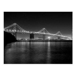 Pont de baie de San Francisco - d'Oakland Cartes Postales