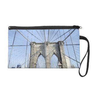 Pont de Brooklyn 2 Sac À Main Avec Dragonne