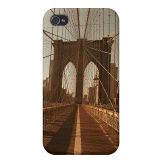 Pont de Brooklyn Étuis iPhone 4