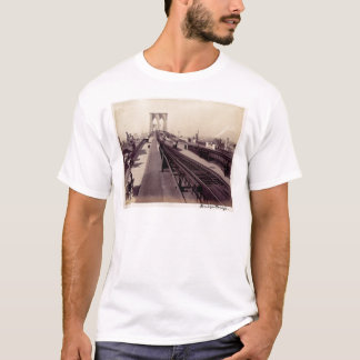 Pont de Brooklyn vintage New York City T-shirt