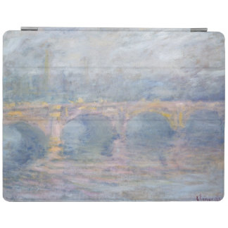 Pont de Claude Monet | Waterloo, Londres, au Protection iPad