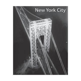 Pont de George Washington New York City Toile