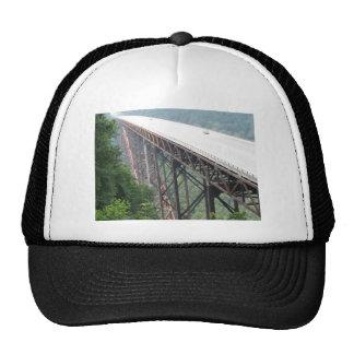 Pont de gorge de nouvelle rivière, la Virginie Casquettes De Camionneur