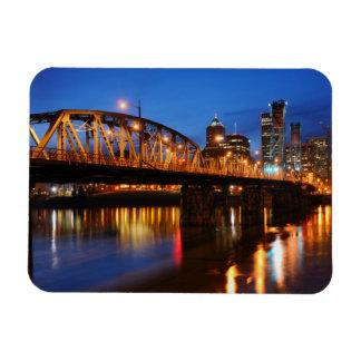 Pont de Hawthorne Magnets En Vinyle
