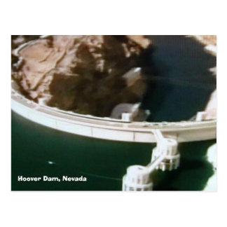 pont-de-le-monde 016, barrage de Hoover, Nevada Cartes Postales