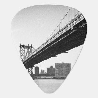 Pont de Manhattan et horizon, New York, USA Médiators