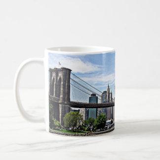 Pont de New York - de Brooklyn Mug