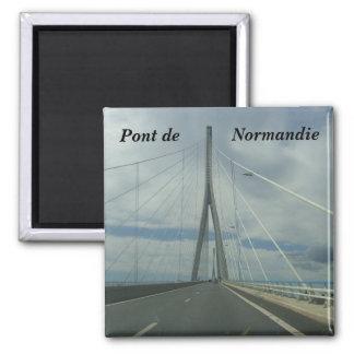 Pont de Normandie - Aimant