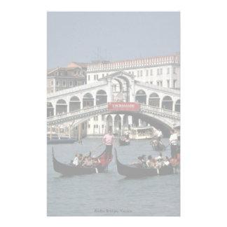 Pont de Rialto, Venise Papier À Lettre