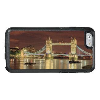 Pont de tour la nuit, Londres Coque OtterBox iPhone 6/6s