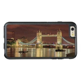 Pont de tour la nuit, Londres Coque OtterBox iPhone 6 Et 6s Plus