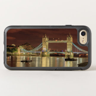 Pont de tour la nuit, Londres Coque Otterbox Symmetry Pour iPhone 7