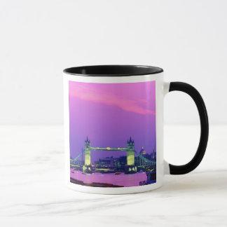 Pont de tour, Londres, Angleterre 2 Mug