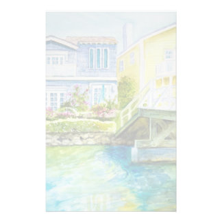Pont de Venise Motifs Pour Papier À Lettre