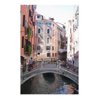 Pont de Venise Papiers À Lettres