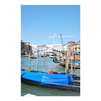Pont de Venise Rialto Papiers À Lettres