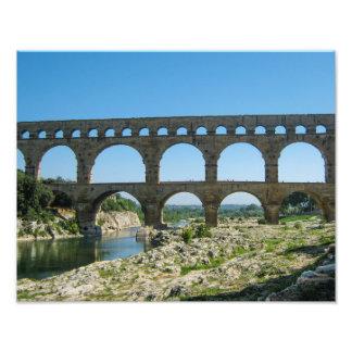 Pont du le Gard, France - copie de photo