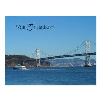 Pont en Baie de San Franciso Cartes Postales