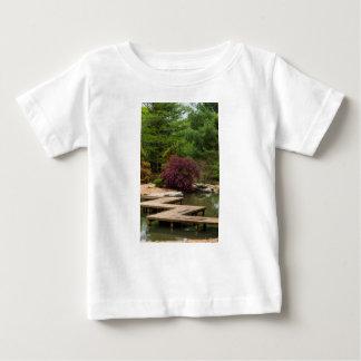 Pont japonais de zigzag t-shirt pour bébé