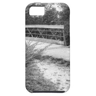 Pont noir et blanc coque iPhone 5 Case-Mate