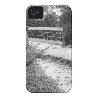 Pont noir et blanc coques iPhone 4 Case-Mate