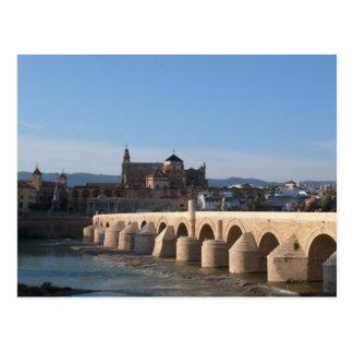 """""""Pont romain"""" à Cordoue Carte Postale"""