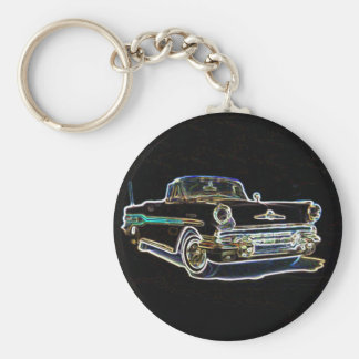 Pontiac 1957 porte-clés