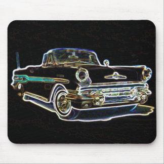Pontiac 1957 tapis de souris