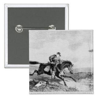 Pony Express américain Pin's